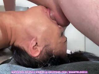 Alohatube asian deepthroat ebony
